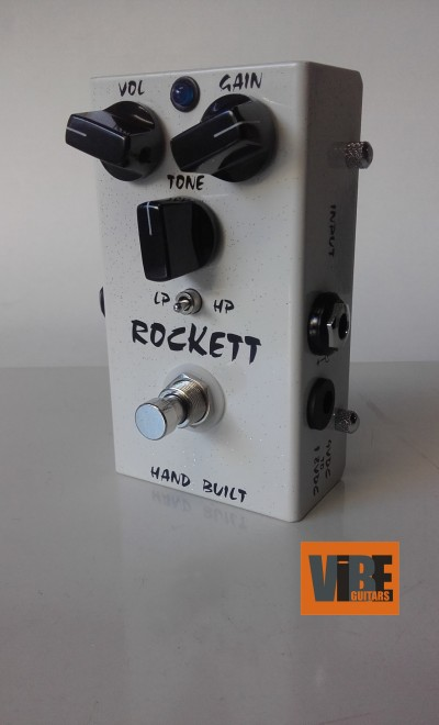 Custom Hand Built Rockett Overdrive