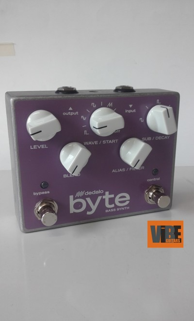 Dedalo Fx Byte Bass Synth