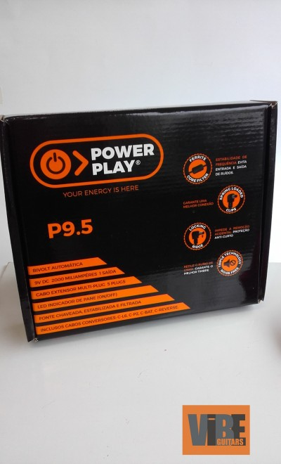 Fonte Power Play P9.5 2000mA