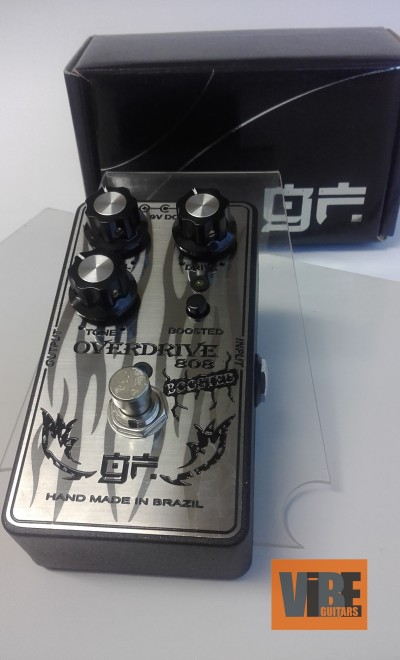 GF Guitars Pedals Overdrive 808 Boosted