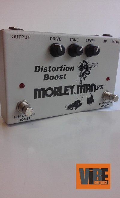 Morley Distortion Boost